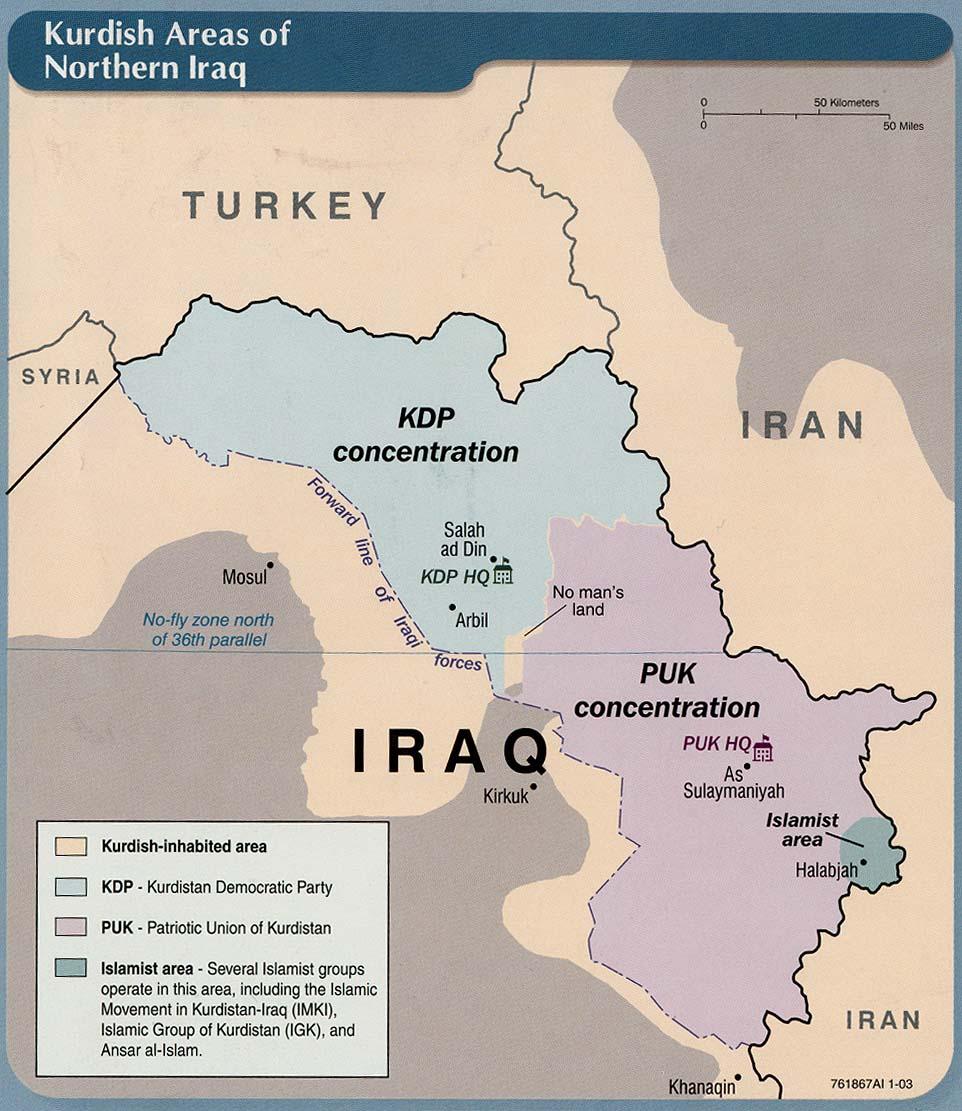 Kurdistan Karte 2019.Kurdistan Maps