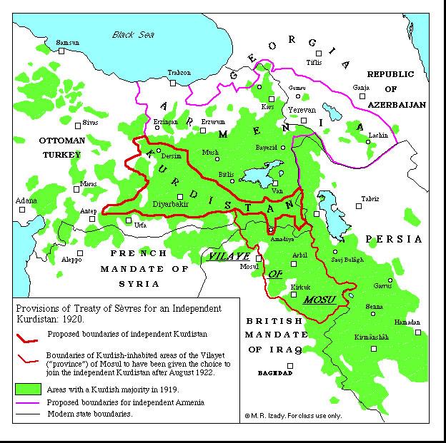 Kurdistan Karte 2018.Kurdistan Maps